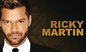 Ricky Martin llega a  Candeleda!!