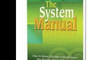 The System Manual