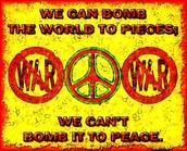 Anti-war poster