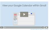 View Google Calendar In Gmail