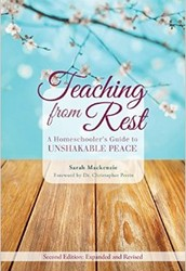 Rest and fellowship with other homeschooling moms!