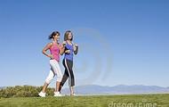 run in nature
