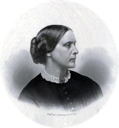 Susan B. Anthony (1820-1906)