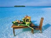 Desayunar en la Océana