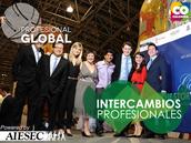 Sé un Profesional Global diferente trabajando en el exterior
