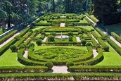 Vatican City Gardens
