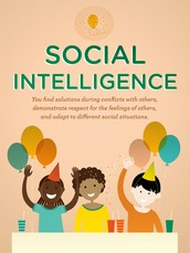 March and April Character Trait Focus is Social Emotional Intelligence