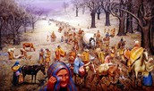 Indian Relocation/Trail of Tears
