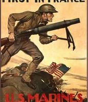 american poster