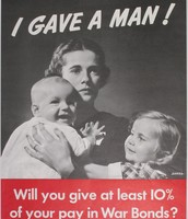 War Bond Propaganda