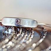 Engravable Bar Cuff