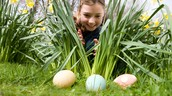 Easter Egg Hunt Agenda