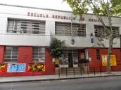 """Escuela """"República de México"""""""