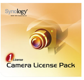 Camera License Pack for Synology - 1 additional license $72