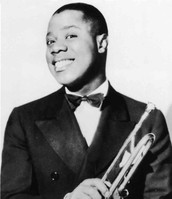 Louis Armstrong (Mr. Jazz)