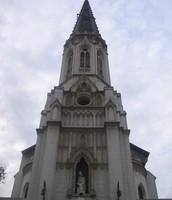 Church in Santiago, Chile
