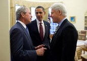 Bush / Clinton / Bush 1989 - 2008