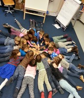 1c - role playing a story about enjoying difference
