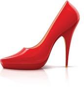 Grace Wexler wears high heels a lot