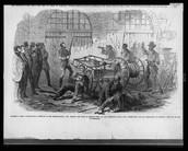 John Brown Fighting Slavery