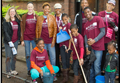 Volunteer with UChicago Hospital Staff  & fellow UChicago Students in the South Side!