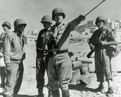 General Patton in Sicily