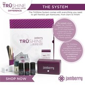 The TruShine Gel Enamel System is a GREAT gift!