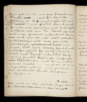 Clara Kramer's diary