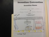 Drawing of Invention