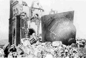 Damage Effects on Nagasaki