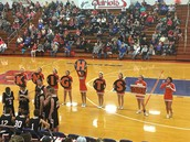 Varsity Cheerleaders @ Patrick Henry