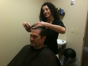 Service of the Week - Salon Service with Andrea