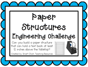5th Grade-Paper Structures
