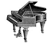 תמונה של פסנתר כנף