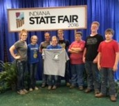 FFA Travels to State Fair