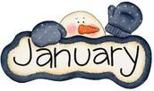 Happy January Birthdays!