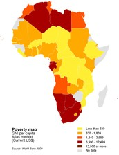 Where is poverty an issue?