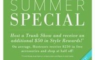 Earn EXTRA stella & dot rewards, ONLY in June!