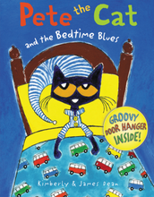 Pete the Cat and the Bedtime Blues by Kim Dean