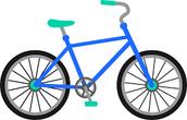 Yo aprendé a montar mi bicicleta sin ruedas de entrenamiento cuando tenía cuatro años.