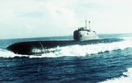 1988 Indian submarine
