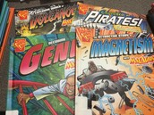 Graphic Novel Nonfiction Titles