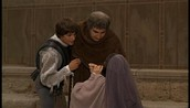 Friar Laurence Marrying Romeo and Juliet