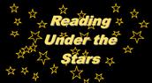 Reading Under the Stars Night