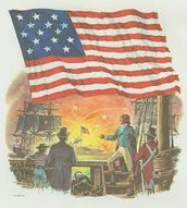 Star Spangled Banner, (War of 1812)