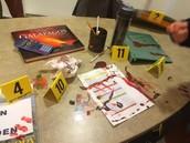 Crime Scene Desk
