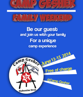 Free Family Weekend