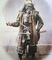 Samurai Ready for Battle