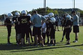 Jr High Huddle