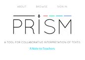 Prism: Collaborative Text Annotation!